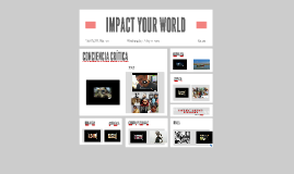 Copy of IMPACT YOUR WORLD