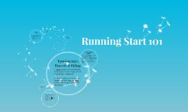 Running Start 101