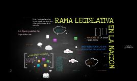 RAMA LEGISLATIVA :)