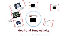 Tone and Mood activity