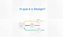 O que é o Design?