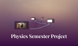 Copy of Physics Semester Project