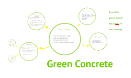 What is Green Concrete?
