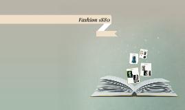 Fashion 1880
