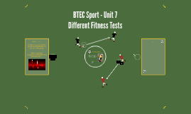 BTEC Sport - Unit 7 - Different fitness tests - Assignment 1