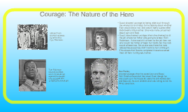 Courage: The Nature of the Hero, Atticus Finch