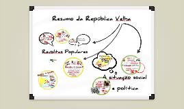 República Velha - Brasil (03)