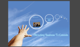 Attracting Business To Canada