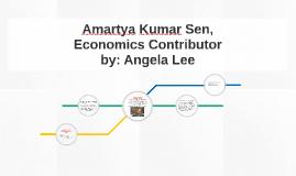 Amartya Kumar Sen,