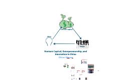VC, Innovation, Entrepreneurship in China