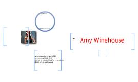 Amy Winehouse muziek