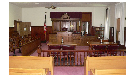 Standard courtroom analysis