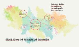 Copy of SEPARACION DE PANAMA DE COLOMBIA