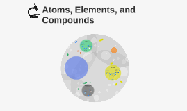 Atoms, Elements, and Compounds