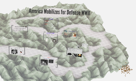 Copy of America Mobilizes For Defense WW II