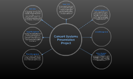 Concert Systems Presentation Project