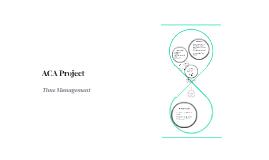 ACA Project