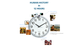 Copy of Around the Clock Human History