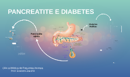 PANCREATITE E DIABETES