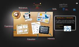 Copy of Introducción a la informática y programas para el diseño de