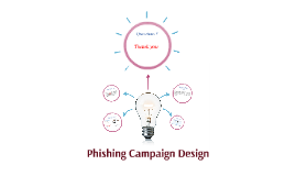 Phishing Campaign Design