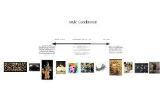 style continuum