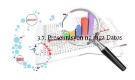 Copy of 3.7. Presentasyon Ng Mga Datos ni Babeko