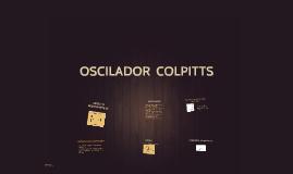 OSCILADOR  COLPITTS