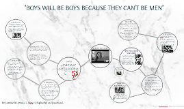 Copy of BOYS WILL BE BOYS BECAUSE THEY CAN'T BE MEN