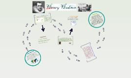 Copy of Henry Hudson