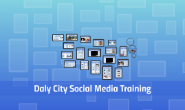 Daly City Social Media Training