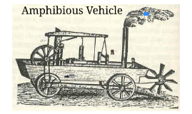 Copy of Amphibious Vehicle