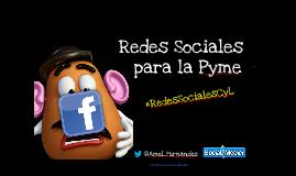 Copy of #RedesSocialesCyL Vender con Redes Sociales