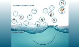Copy of TEORIZANTES DE ENFERMERÍA