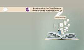 MJHS: Implementing OneNote Features