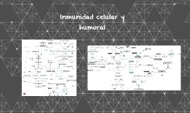 Inmunidad celular y humoral