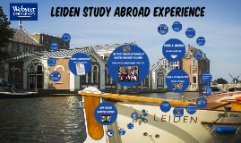 Leiden Study Abroad Experience