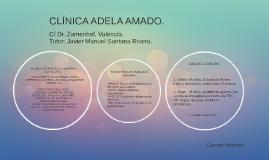 Clínica Adela Amado.