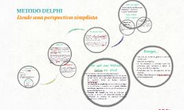 Método DELPHI (Lig)