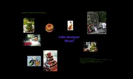 Copy of Cake Designer Wasef