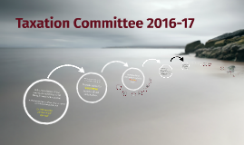 BCAS Taxation Committee 2016-17