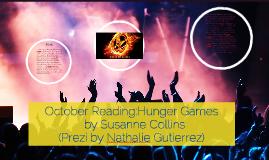 October Reading:Hunger Games