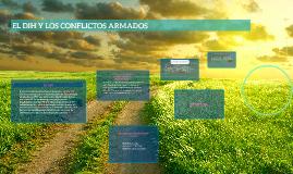 EL DIH Y LOS CONFLICTOS ARMADOS