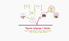 Copy of Nigeria Language and Identity