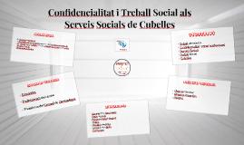 Confidencialitat i Treball Social als Serveis Socials de Cub