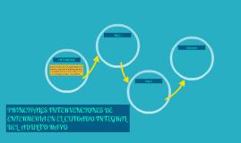 PRINCIPALES INTERVENCIONES DE ENFERMERIA EN EL CUIDADO INTEG