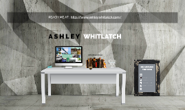Ashley Whitlatch - Visual Resume (prezume)