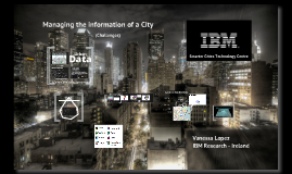 Copy of Smarter Cities - Linked Data