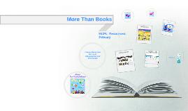 More Than Books