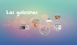 Copy of Las golosinas